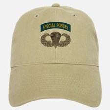 Airborne Special Forces Baseball Baseball Cap