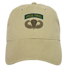 Airborne Special Forces Baseball Cap