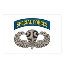 Airborne Special Forces Postcards (Package of 8)