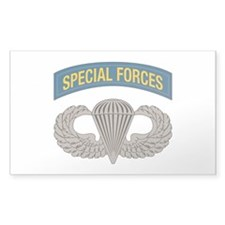 Airborne Special Forces Decal