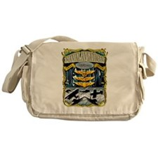 USN Naval Aviation 100 Years Messenger Bag