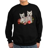Westies mom Sweatshirt (dark)