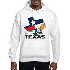 Texas Rose Hoodie