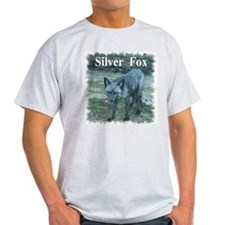 Silver Fox over 50 T-Shirt