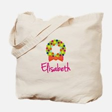 Christmas Wreath Elisabeth Tote Bag