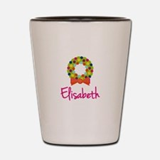 Christmas Wreath Elisabeth Shot Glass