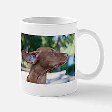 Breezy Vizsla Small Small Mug