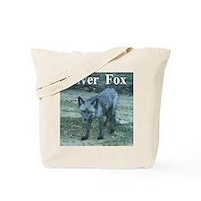 Silver Fox over 50 Tote Bag