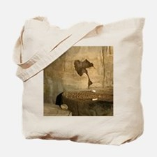 Ancient Indian Rock Tote Bag