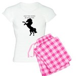 May the horse be with you Women's Light Pajamas