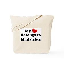 My Heart: Madeleine Tote Bag