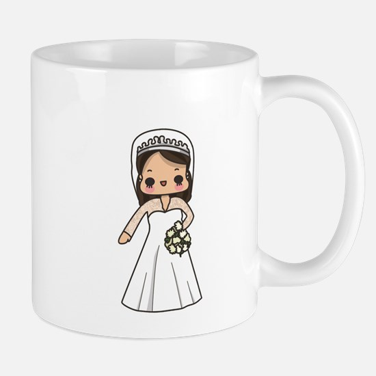Kate Middleton and Dress Mug