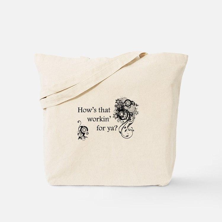 Cute Working Tote Bag