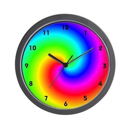 Cool Clocks Wall Clock By Cosmeticplastic