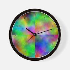 Mystic Marage Wall Clock