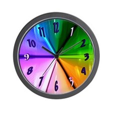 Gotta Be Different Cool Clocks Wall Clock