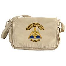 Army National Guard - Montana Messenger Bag