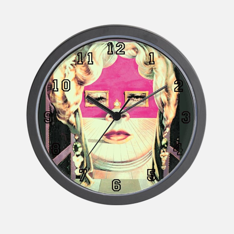 Dali mama Cheap ( inexpensive ) clocks Wall Clock