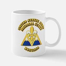 Army National Guard - Montana Mug