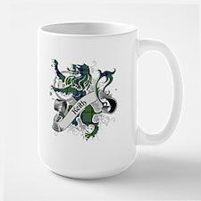 Keith Tartan Lion Large Mug