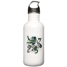 Keith Tartan Lion Water Bottle