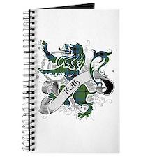 Keith Tartan Lion Journal