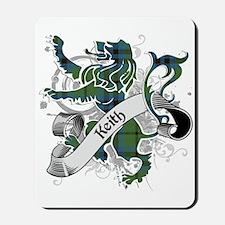 Keith Tartan Lion Mousepad