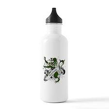 Kennedy Tartan Lion Water Bottle