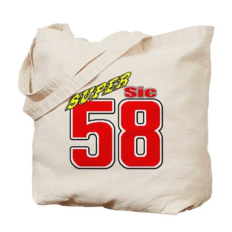 MS58SS Tote Bag