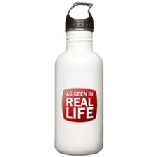As Seen In Real Life Water Bottle