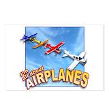 Boeing boeing Postcards