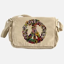 Peace Love Pilates by Svelte.biz Messenger Bag
