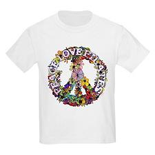 Peace Love Pilates by Svelte.biz T-Shirt
