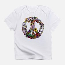 Peace Love Pilates by Svelte.biz Infant T-Shirt