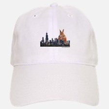 Killer Rabbit Baseball Baseball Cap