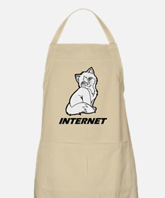 The Internet is for Cats Apron