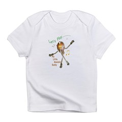 My Little Mandolin Buddy Infant T-Shirt