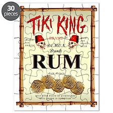Tiki King Rum Puzzle