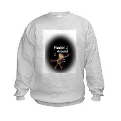Fiddlin' Around Sweatshirt