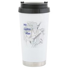 Mr. Guitar Man Travel Mug