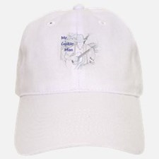 Mr. Guitar Man Baseball Baseball Cap