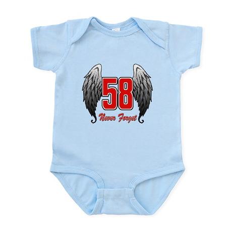 MS58wings Infant Bodysuit