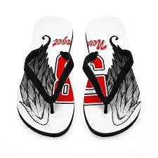 MS58wings Flip Flops
