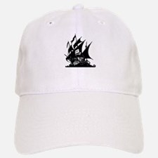 Pirate Bay Baseball Baseball Cap