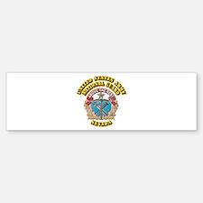 Army National Guard - Nevada Bumper Bumper Sticker