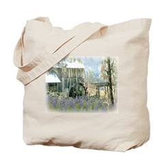 The Old Griss Mill Tote Bag