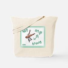 Dulcimer love Tote Bag