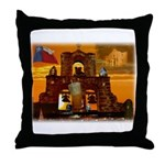 San Antonio, Texas Throw Pillow