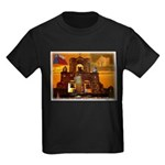 San Antonio, Texas Kids Dark T-Shirt