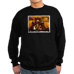 San Antonio, Texas Sweatshirt (dark)